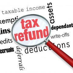 New Tax Law Change May Affect Your Refund