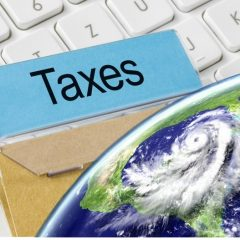 With Hurricane Season Underway, IRS Warns Of Scams Related To Natural Disasters.