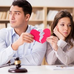 Divorce Or Separation May Affect Taxes.