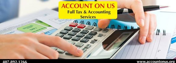 Account On Us … What we can do for You!